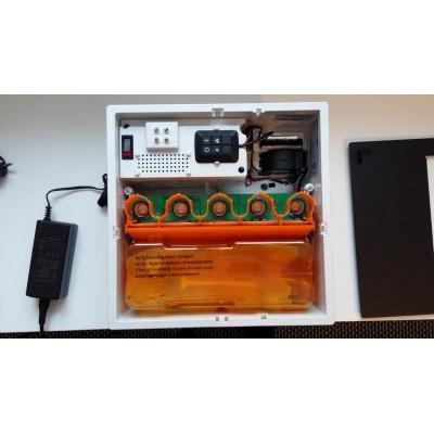 Isola - vnitřek krbové vložky Cassette 250