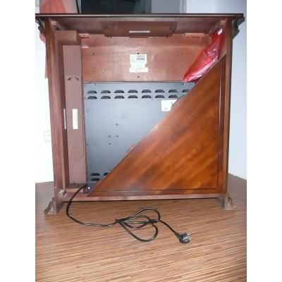 Dimplex Toronto - elektrický krb rohový