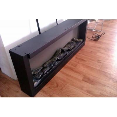 Vega - panoramatický elektrický krb Faber