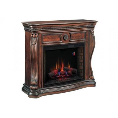 Lexington elektrický krb Classic Flame třešňový