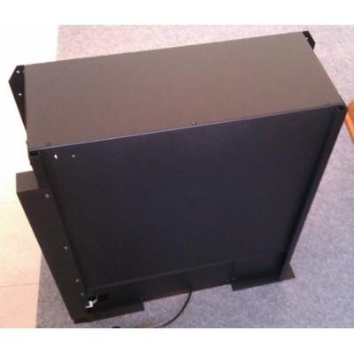 Elektrická krbová vložka Dimplex optimyst  56/600 cihlový interier