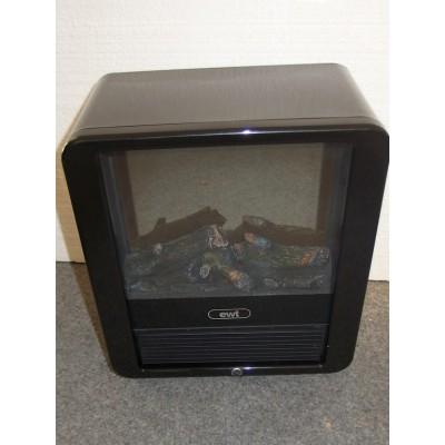 Mini Cube black - elektrický krb EWT