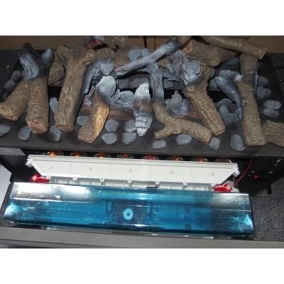 Juneau- elektrická krbová vložka se systémem Opti-myst