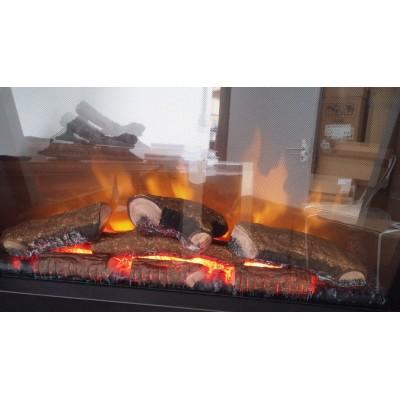 Bach - elektrický nástěnný krb Dimplex