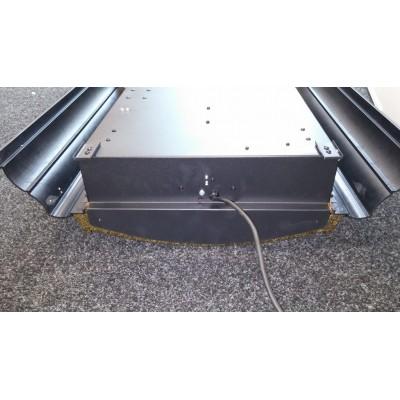Cheriton LED elektrický krb Dimplex EWT s polínky