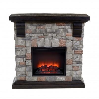 Pioneer kamenný elektrický krb Classic Flame