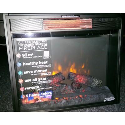 """elektrická krbová vložka Classic Flame LED 23"""""""