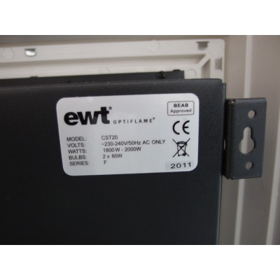 Castillo elektrický krb Dimplex EWT