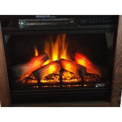 Milo klasik elektrický krb Classic Flame provedení wenge