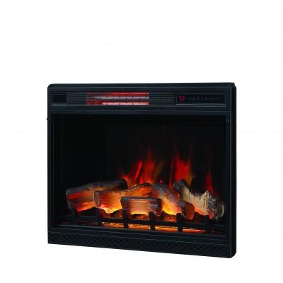 "Classic Flame 28""  3D - elektrická krbová vložka"