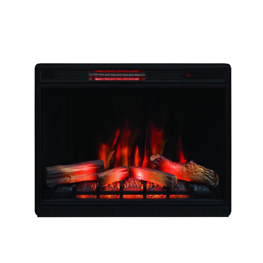 "Classic Flame 33""  3D - elektrická krbová vložka"
