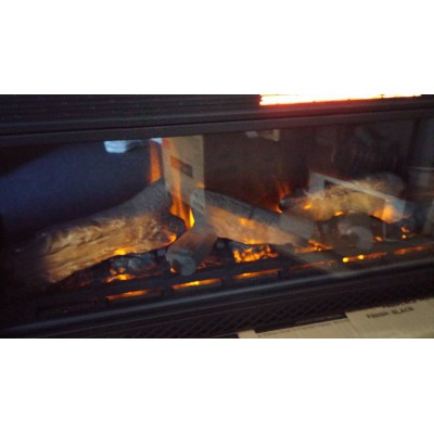 "Classic Flame 42""  3D - elektrická krbová vložka"
