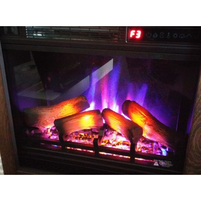 Milo klasik dub elektrický krb Classic Flame