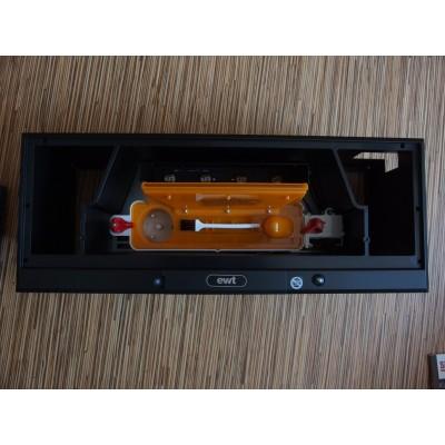 Trision- elektrický krb Dimplex s Opti-myst