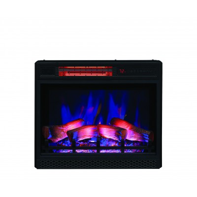 Kemi wenge elektrický krb Classic Flame