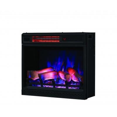 Rock de luxe elektrický krb Classic Flame