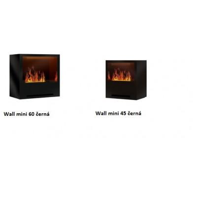 WALL MINI - Elektrický krb THE FLAME optimyst