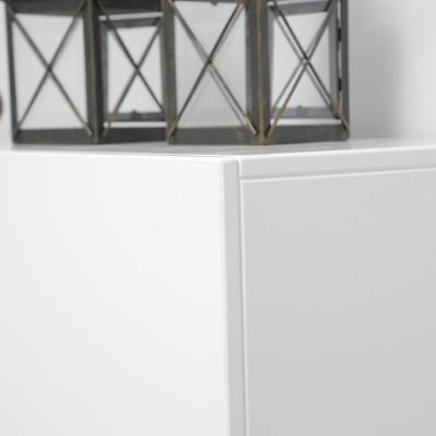 Granada - bílý elektrický krb Dimplex