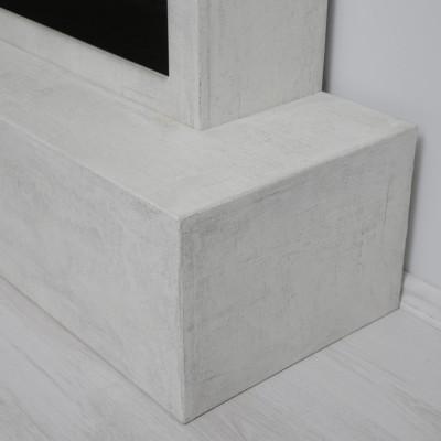 Alicante beton-beton elektrický krb