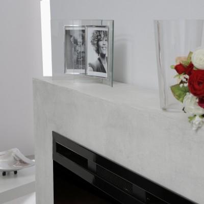 Alicante beton-grafit elektrický krb
