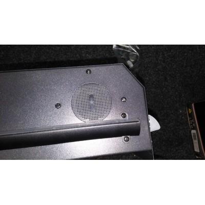 Toluca de Luxe - elektrický nástěnný krb Dimplex