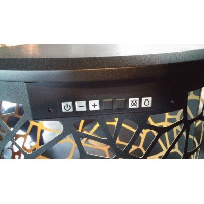 Elektrický krb Dimplex Opti-V® 360°