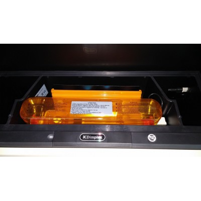 Alameda Dimplex elektrický krb s optimyst
