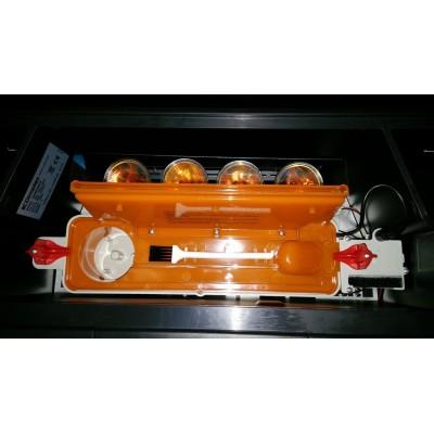 nástěnná elektrická vložka ENGDL10 - de luxe krb