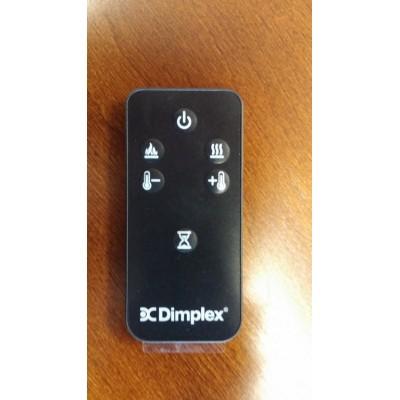 Milano - elektrický krb Dimplex dub