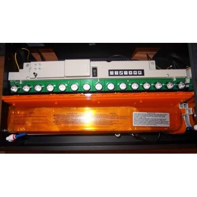 Cassette 1000 - elektrická krbová vložka Dimplex se systémem Opti-myst