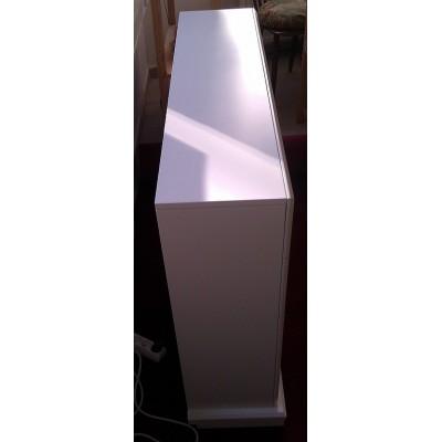Cavalli Dimplex elektrický krb bílý s optimyst