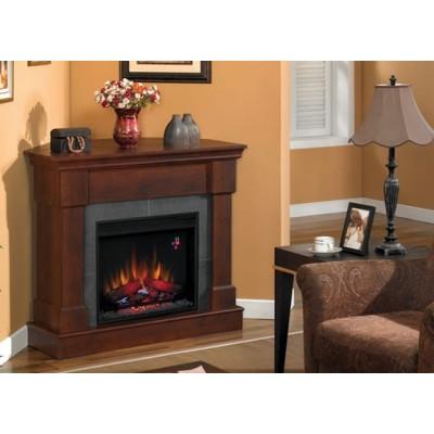 Franklin elektrický krb Classic Flame interier