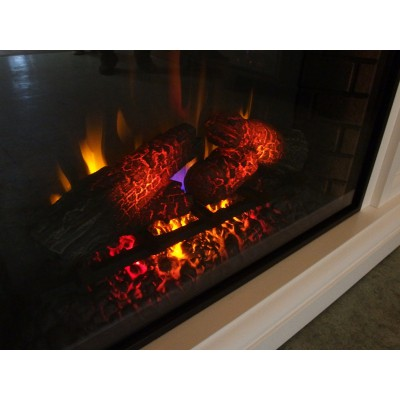 "Classic Flame 28""  LED Spectrafire PLUS -  elektrická..."