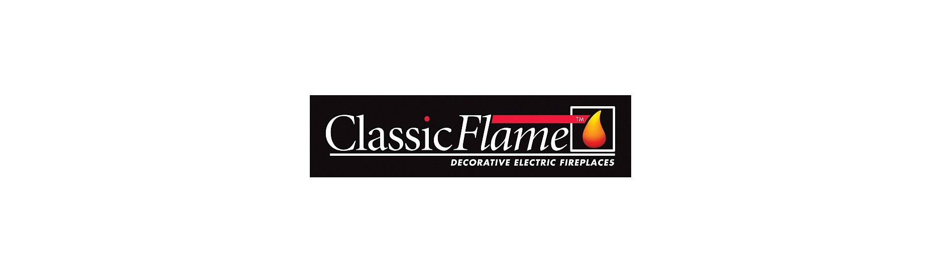 Classic Flame elektrické krby